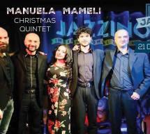 MANUELA MAMELI CHRISTMAS QUINTET – JAZZINO – CAGLIARI – VENERDI 21 DICEMBRE 2018