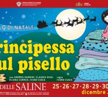 LA PRINCIPESSA SUL PISELLO – TEATRO DELLE SALINE – CAGLIARI – 25-30 DICEMBRE 2018