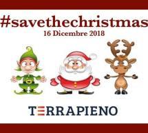 SAVE THE CHRISTMAS – TERRAPIENO – CAGLIARI – DOMENICA 16 DICEMBRE 2018