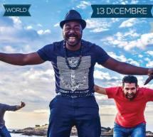 SHARDAFRICA LIVE – JAZZINO – CAGLIARI  -GIOVEDI 13 DICEMBRE 2018