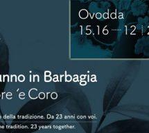 AUTUNNO IN BARBAGIA – OVODDA – 15-16 DICEMBRE 2018
