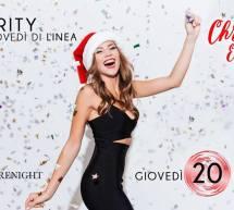 CELEBRITY – CHRISTMAS EDITION – LINEA NOTTURNA – CAGLIARI – GIOVEDI 20 DICEMBRE 2018