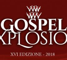 GOSPEL EXPLOSION- 21-30 DICEMBRE 2018