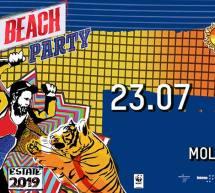 JOVA BEACH PARTY – OLBIA – MARTEDI 23 LUGLIO 2019