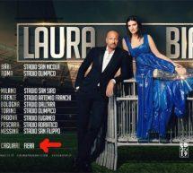 LAURA PAUSINI & BIAGIO ANTONACCI – FIERA INTERNAZIONALE DELLA SARDEGNA- CAGLIARI -GIOVEDI 1 AGOSTO 2019