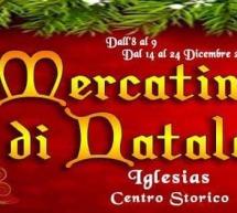 MERCATINI DI NATALE – IGLESIAS – 8-24 DICEMBRE 2018