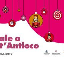 VILLAGGIO DI NATALE – SANT'ANTIOCO – 8 DICEMBRE – 6 GENNAIO 2019