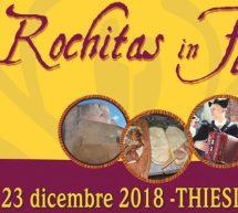 ROCHITAS IN FESTA – THIESI – 22-23 DICEMBRE 2018