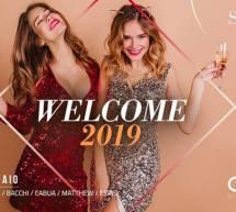 WELCOME 2019 – COCO DISCOCLUBBING – CAGLIARI – SABATO 12 GENNAIO 2019