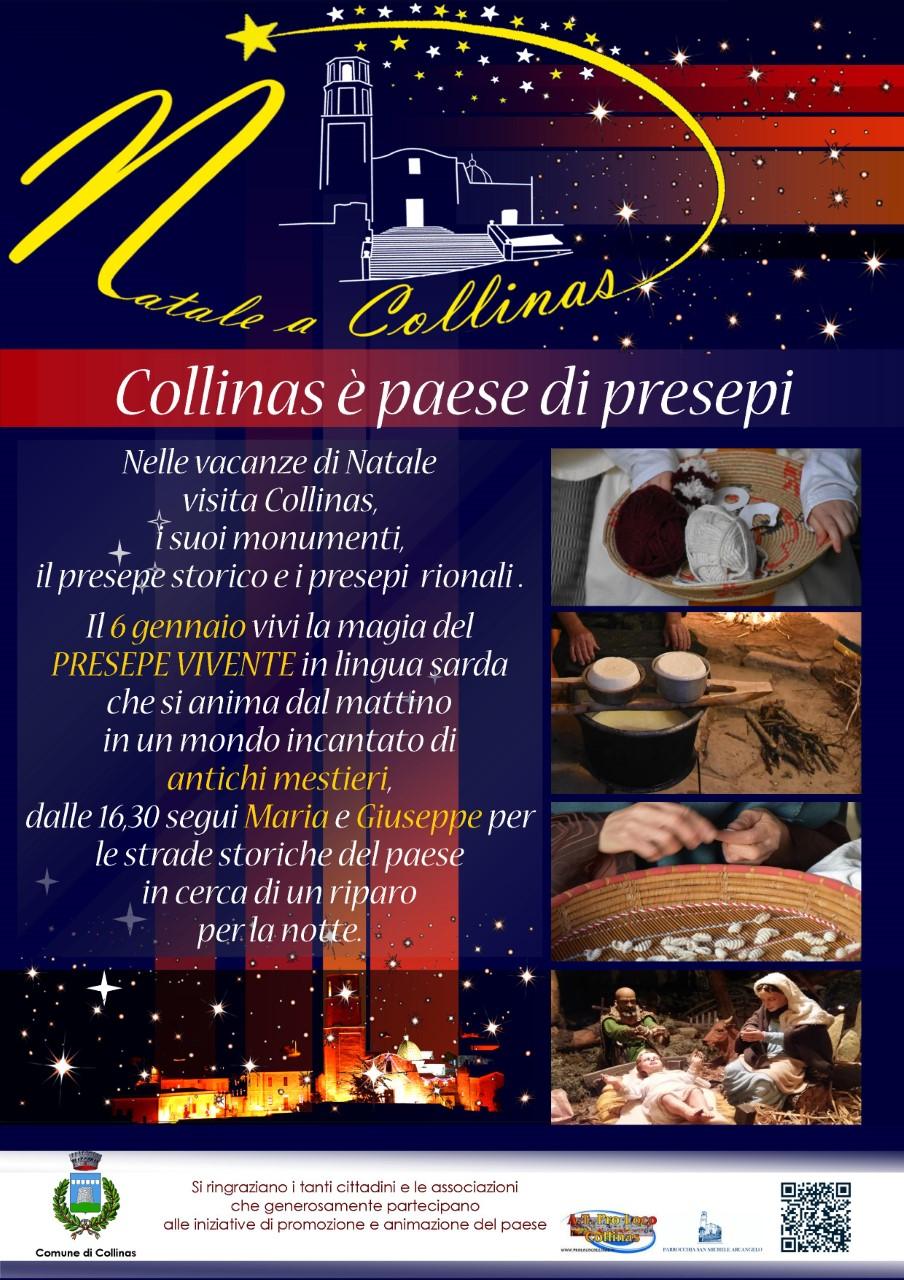 COLLINAS PAESE DI PRESEPI LOCANDINA DEFINITIVA