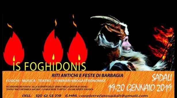 IS FOGHIDONIS – SADALI – 19-20 GENNAIO 2019
