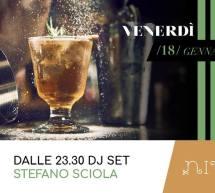 IL VENERDI DI NIU – DJ SCIOLA – CAGLIARI – VENERDI 18 GENNAIO 2019