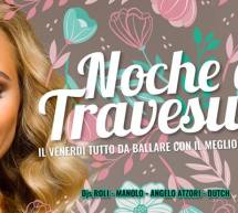 NOCHE DE TRAVESURAS – JKO EVO' – CAGLIARI – VENERDI 18 GENNAIO 2019