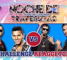 NOCHE DE TRAVESURAS – CHALLENGE REGGAETON – JKO EVO' – CAGLIARI – VENERDI 25 GENNAIO 2019