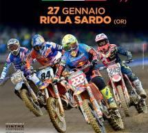 INTERNAZIONALI D'ITALIA MOTOCROSS 2019 – RIOLA SARDO – DOMENICA 27 GENNAIO 2019