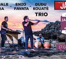 MIRRA-FAVATA-KOUATE' TRIO – JAZZINO – CAGLIARI  -GIOVEDI 17 GENNAIO 2019