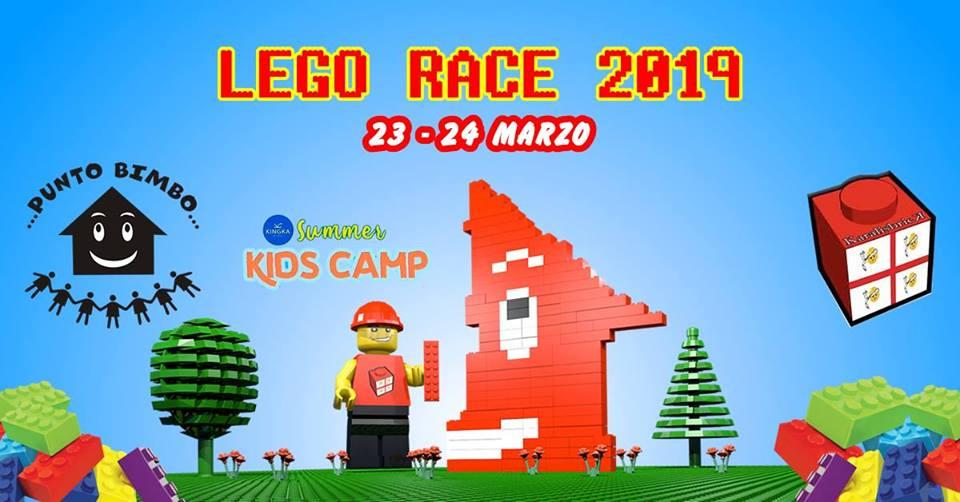 LEGO RACE