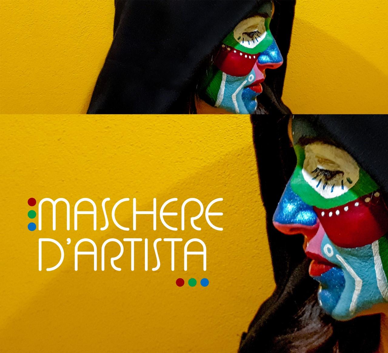MASCHERE D ARTISTA