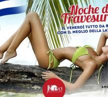 NOCHE DE TRAVESURAS – JKO EVO' – CAGLIARI – VENERDI 22 FEBBRAIO 2019