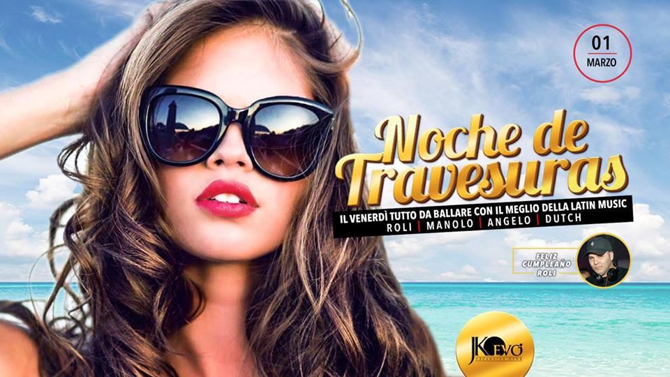 NOCHE DE TRAVESURAS