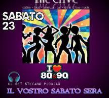 I LOVE 80 & 90 – THE CAVE – CAGLIARI – SABATO 23 FEBBRAIO 2019