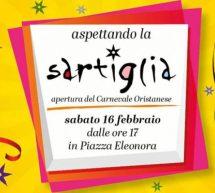 ASPETTANDO LA SARTIGLIA – ORISTANO – SABATO 16 FEBBRAIO 2019