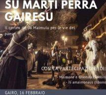 CARNEVALE 2019 A GAIRO – 16 FEBBRAIO – 3 MARZO 2019