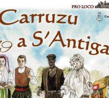 SU CARRUZU A S'ANTIGA-  GHILARZA – DOMENICA 17 FEBBRAIO 2019