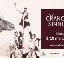 CRANOVALI SINNIESU – SINNAI – 9-10 MARZO 2019
