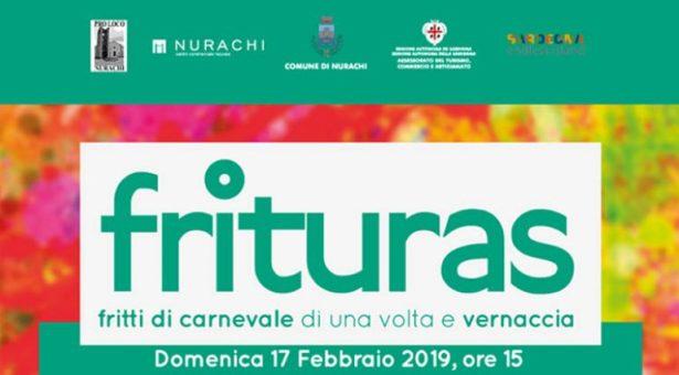 FRITURAS – NURACHI – DOMENICA 17 FEBBRAIO 2019