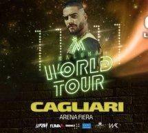 MALUMA IN CONCERTO – WORLD TOUR – FIERA INTERNAZIONALE – CAGLIARI – LUNEDI 1 LUGLIO 2019