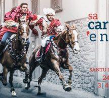 SA CARRELA 'E NANTI – SANTU LUSSURGIU – 24 FEBBRAIO -3-4-5 MARZO 2019