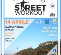 CAGLIARI STREET WORKOUT – MARINA PICCOLA – DOMENICA 14 APRILE 2019