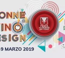 DONNE,VINO E DESIGN – FESTA DELLE DONNE DEL VINO IN SARDEGNA – 2-9 MARZO 2019