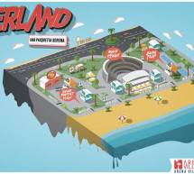 EASTERLAND – POETTO – ARENA BEACH VILLAGE – QUARTU SANT'ELENA – LUNEDI 22 APRILE 2019