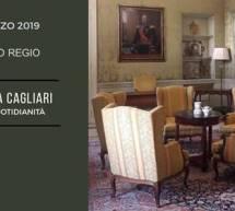 I SAVOIA A CAGLIARI – PALAZZO VICEREGIO – CAGLIARI – DOMENICA 24 MARZO 2019