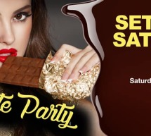 CHOCOLATE PARTY – SETTE VIZI MUSIC CLUB – CAGLIARI – SABATO 23 MARZO 2019