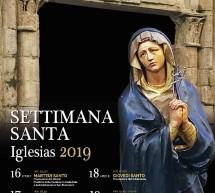 SETTIMANA SANTA 2019 – IGLESIAS -16-19 APRILE 2019