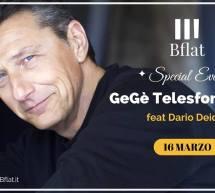 GEGE' TELESFORO QUARTET-  BFLAT – CAGLIARI – SABATO 16 MARZO 2019