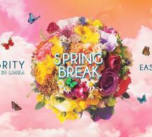 CELEBRITY SPRING BREAK – IL GIOVEDI DI LINEA NOTTURNA – CAGLIARI – GIOVEDI 21 MARZO 2019