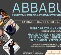 21° EDIZIONE ABBABULA – SASSARI – 30 APRILE – 11 MAGGIO 2019