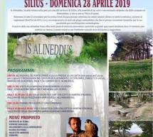 ATOBIU IN IS ALINEDDUS- SILIUS- DOMENICA 28 APRILE 2019