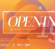 OPENING – LA PAILLOTE – CAGLIARI- SABATO 6 APRILE 2019