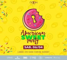AMERICAN SWEET PARTY – ROOM CLUB -CAGLIARI – SABATO 6 APRILE 2019