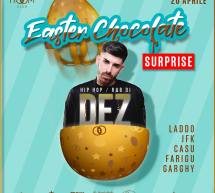 EASTER CHOCOLATE SURPRISE – ROOM CLUB – CAGLIARI – SABATO 20 APRILE 2019