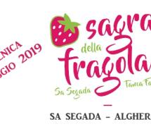 SAGRA DELLA FRAGOLA – ALGHERO – DOMENICA 5 MAGGIO 2019