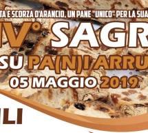 XIV SAGRA DE SU PANI ARRUBIU – TUILI – DOMENICA 5 MAGGIO 2019