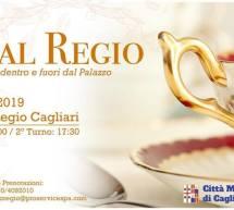 TE' AL REGIO – CAGLIARI – DOMENICA 7 APRILE 2019