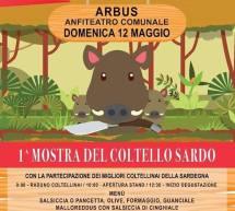 SAGRA DEL CINGHIALE – ARBUS – DOMENICA 12 MAGGIO 2019