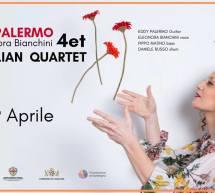 EDDY PALERMO BRAZILIAN QUARTET – BFLAT – CAGLIARI – VENERDI 19 APRILE 2019